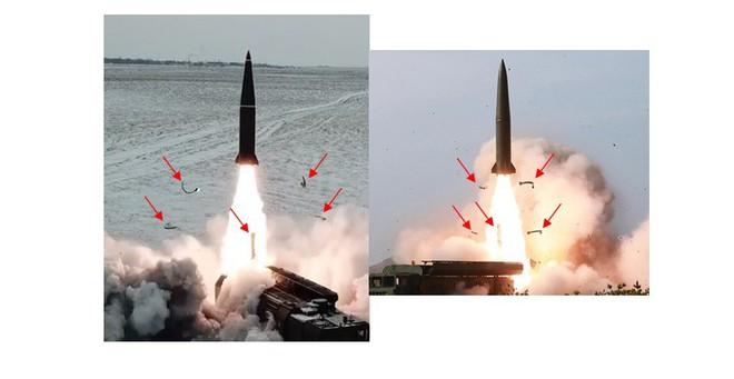 Triều Tiên thử vũ khí giống tên lửa đạn đạo Iskander của Nga? - Ảnh 3.