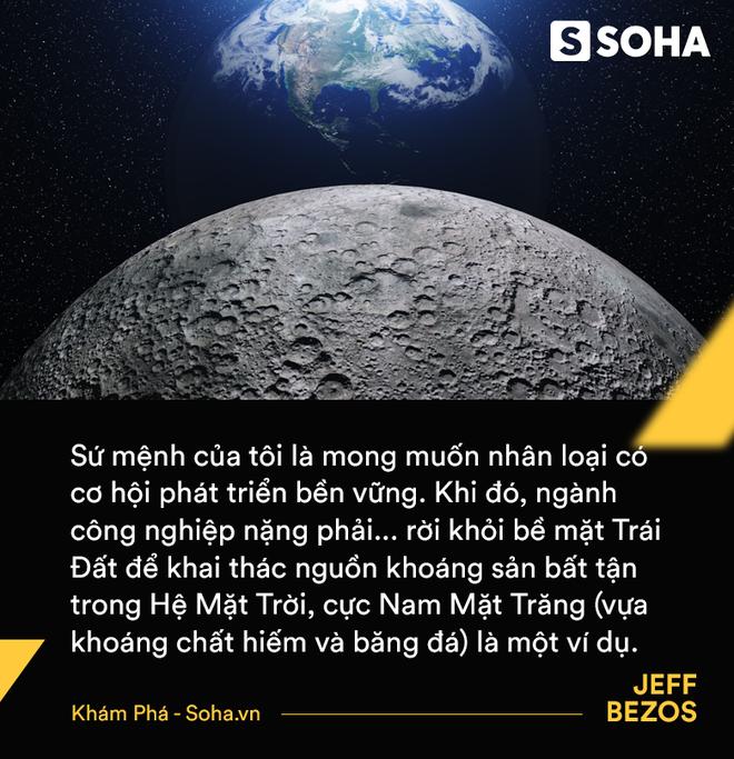 Những câu nói đắt giá của tỷ phú giàu nhất hành tinh về sứ mệnh thế kỷ: Đổ bộ Mặt Trăng - Ảnh 7.