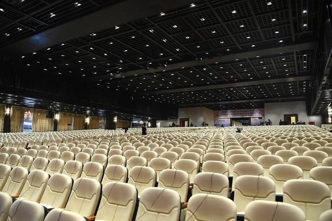 Hội trường sức chứa 3.000 người chùa Tam Chúc sẵn sàng cho giờ khai mạc Vesak - Ảnh 6.