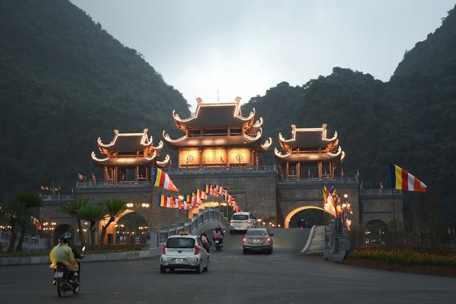 Hội trường sức chứa 3.000 người chùa Tam Chúc sẵn sàng cho giờ khai mạc Vesak - Ảnh 15.