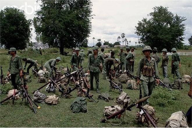 Trận huyết chiến tại Thmo Cô của quân tình nguyện Việt Nam trên chiến trường K - Ảnh 4.
