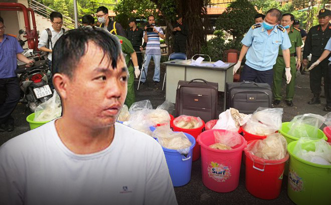 Hành trình triệt phá đường dây buôn nửa tấn ma túy ở Sài Gòn do ông trùm người TQ cầm đầu