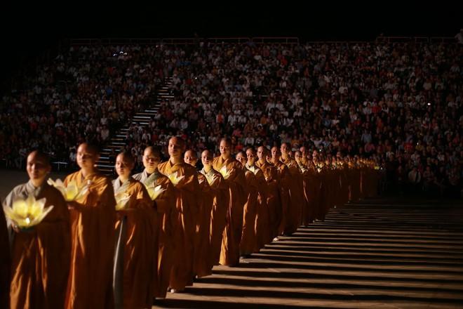 Đại lễ Phật Đản Vesak: Những tiết mục ẩn chứa các câu chuyện tôn giáo - Ảnh 9.