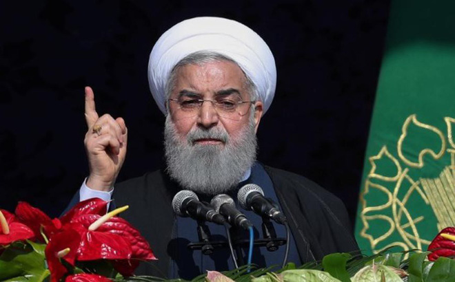 """Bị dồn vào chân tường, Iran cạn kiên nhẫn, """"giận cá chém thớt"""", đưa tối hậu thư cho châu Âu"""