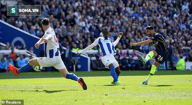Pep Guardiola sợ đến thót tim, Man City vượt qua Liverpool đăng quang đầy kịch tính - Ảnh 4.