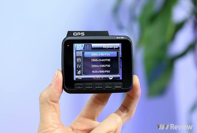Trải nghiệm Camera hành trình Cacago BM03 : Nhỏ gọn, giá mềm 2,39 triệu đồng - Ảnh 10.