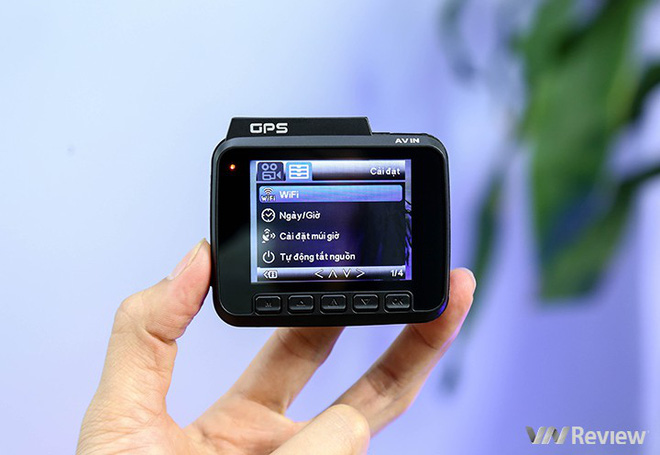 Trải nghiệm Camera hành trình Cacago BM03 : Nhỏ gọn, giá mềm 2,39 triệu đồng - Ảnh 12.