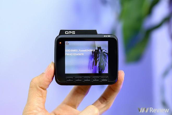 Trải nghiệm Camera hành trình Cacago BM03 : Nhỏ gọn, giá mềm 2,39 triệu đồng - Ảnh 13.