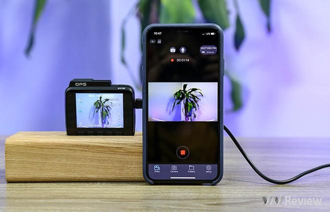Trải nghiệm Camera hành trình Cacago BM03 : Nhỏ gọn, giá mềm 2,39 triệu đồng - Ảnh 14.