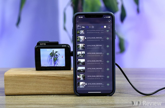 Trải nghiệm Camera hành trình Cacago BM03 : Nhỏ gọn, giá mềm 2,39 triệu đồng - Ảnh 15.