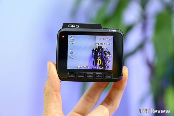 Trải nghiệm Camera hành trình Cacago BM03 : Nhỏ gọn, giá mềm 2,39 triệu đồng - Ảnh 3.