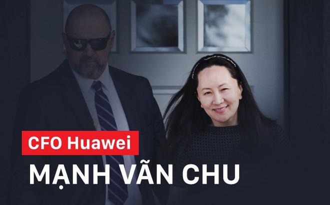 """Lần đầu lên tiếng sau khi bị bắt, """"công chúa"""" Huawei gửi thông điệp tới 188.000 nhân viên"""