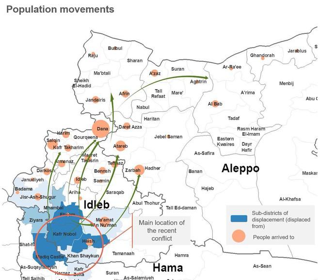 Thua đau ở Hama, phiến quân khủng bố điên cuồng nã pháo giết người Thiên chúa giáo Syria - Ảnh 2.