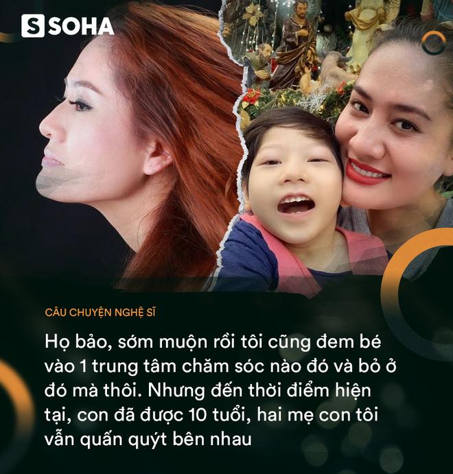 Diễn viên Minh Cúc và 9 năm đơn độc nuôi con gái: Tôi thèm được gọi mẹ ơi nhưng cay đắng, sẽ chẳng bao giờ được! - Ảnh 5.
