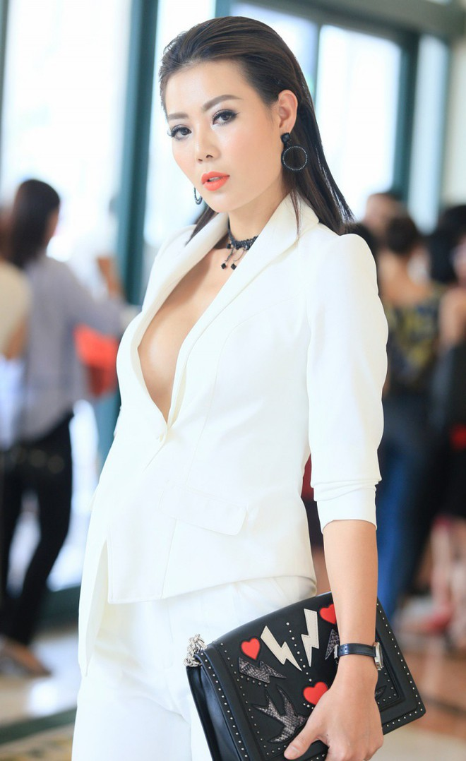 Linh Miu phản ứng thế nào khi Thanh Hương không coi mình là... đồng nghiệp? - Ảnh 1.