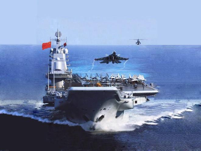 Hải quân Trung Quốc chưa đủ tuổi để quyết đấu với Mỹ: Phân tích của các giáo sư - Ảnh 1.