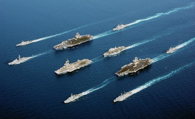 Hải quân Trung Quốc chưa đủ tuổi để quyết đấu với Mỹ: Phân tích của các giáo sư - Ảnh 5.
