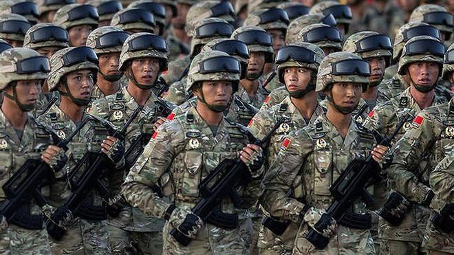 Tình báo Mỹ: Trung Quốc đang tăng cường quân sự nhằm đánh chiếm Đài Loan - Ảnh 1.
