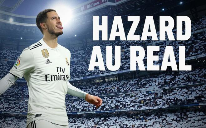 """Real Madrid chính thức có Hazard, đếm ngày """"cuỗm"""" nốt Pogba"""