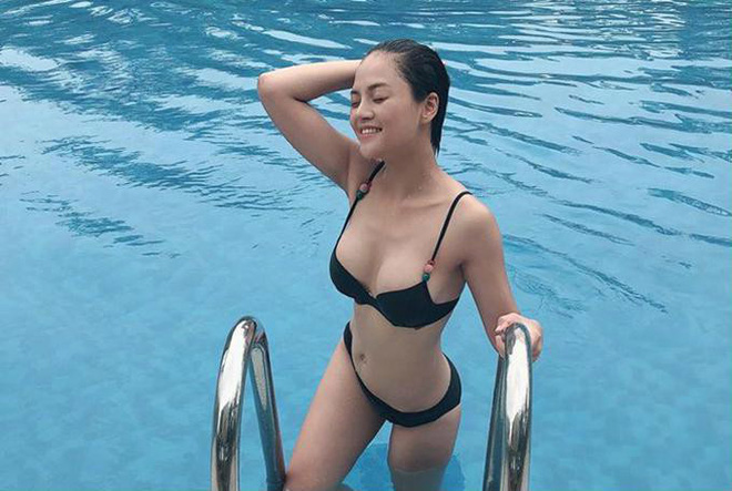 Dàn mỹ nhân Quỳnh búp bê đọ vẻ nóng bỏng với bikini - Ảnh 10.