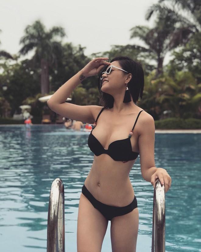Dàn mỹ nhân Quỳnh búp bê đọ vẻ nóng bỏng với bikini - Ảnh 6.