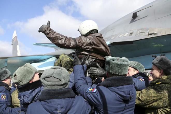 Chiến dịch quân sự Nga ở Syria: Ông Putin đã chơi rất đẹp, nói là làm! - Ảnh 1.