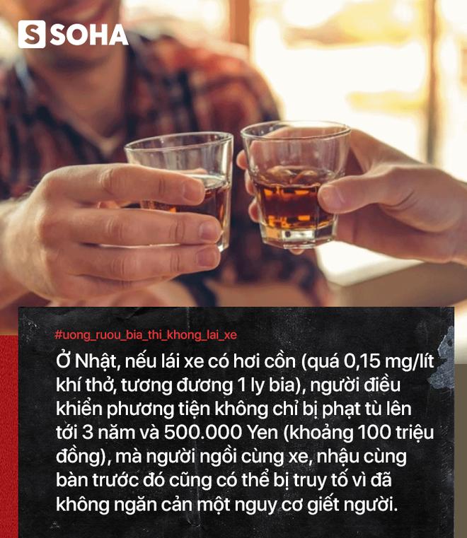 Bác sĩ Việt tại Nhật: Uống rượu đỏ mặt - nguy cơ ung thư cao nhưng ít ai biết để bỏ nhậu - Ảnh 2.