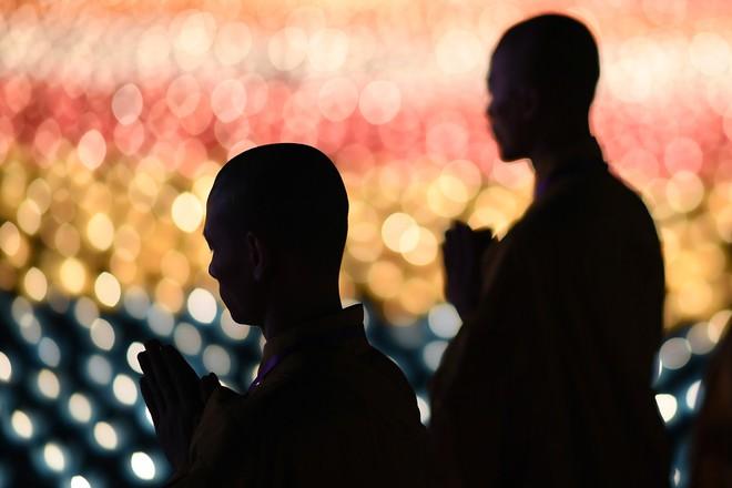 Lung linh đêm hội hoa đăng cầu cho thế giới hòa bình tại Đại lễ Phật Đản Vesak 2019 - Ảnh 8.