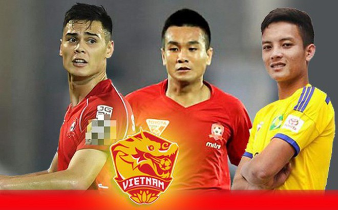 3 cầu thủ HLV Park Hang-seo có thể gọi lên ĐT Việt Nam thay Duy Mạnh