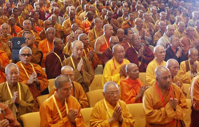 Gần nửa triệu lượt Phật tử và du khách ghé thăm chùa Tam Chúc trong 3 ngày Phật Đản - Ảnh 7.