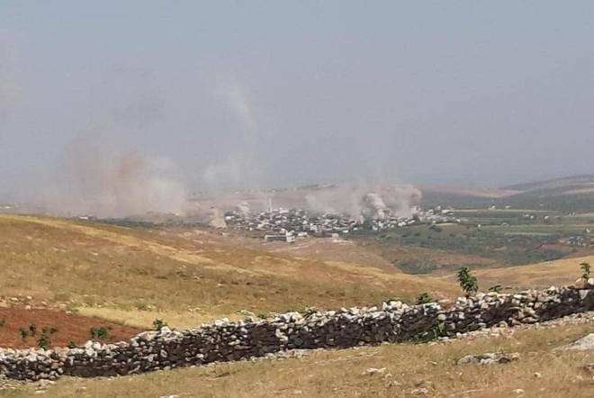 Chiến sự Syria nóng hơn bao giờ hết - Phiến quân thua thảm, Tổng thống TNK gọi điện cho TT Nga Putin - Ảnh 1.