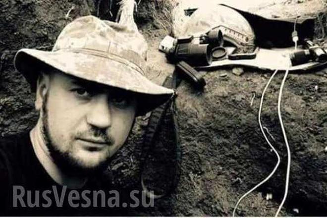 Dân quân Donesk tiêu diệt 1 thủ phạm đốt nhà Công đoàn, sát hại 46 người ở Odessa năm 2014 - Ảnh 1.