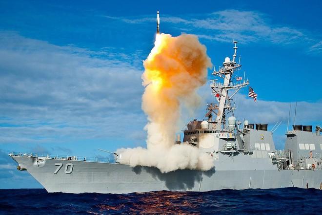Mỹ phóng tên lửa 'sát thủ' đánh chặn ngoài tầng khí quyển thị uy trước Nga - Ảnh 4.