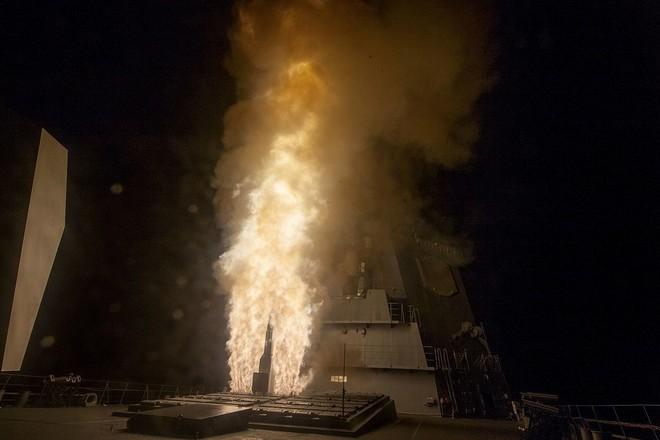 Mỹ phóng tên lửa 'sát thủ' đánh chặn ngoài tầng khí quyển thị uy trước Nga - Ảnh 8.