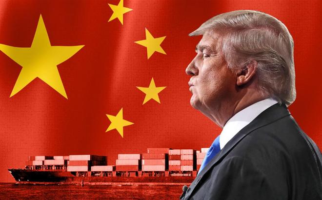 Sau đòn trả đũa của Bắc Kinh, TT Trump nói gì về số phận của 325 tỉ USD hàng nhập khẩu TQ còn lại?