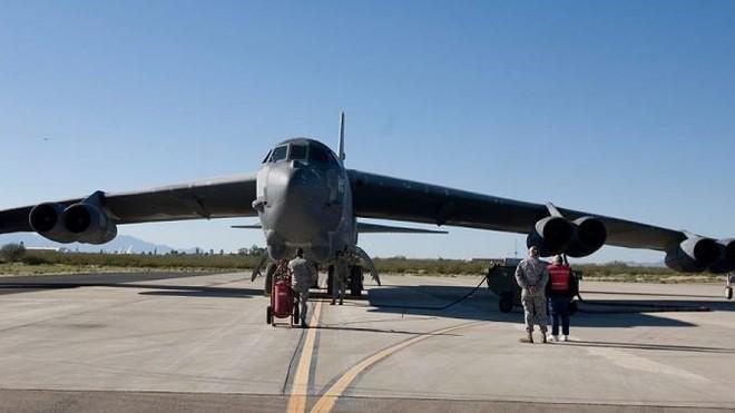 Iran giật mình khi Mỹ gọi tái ngũ pháo đài bay B-52 từ căn cứ Davis-Monthan - Ảnh 14.