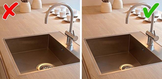 9 sai lầm trong thiết kế nhà bếp có thể biến cuộc sống của bạn trở thành một mớ hỗn độn - Ảnh 3.
