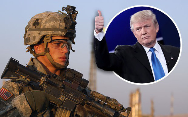 """CIA sẽ """"nổ phát súng đầu tiên"""" cho chiến tranh Mỹ - Iran: Quân Mỹ ào ạt xông lên?"""
