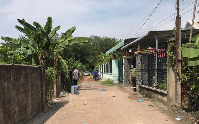 Hàng xóm nhận diện cặp khách trọ bí ẩn trước khi phát hiện 2 thi thể bị đổ bê tông giấu trong thùng nhựa