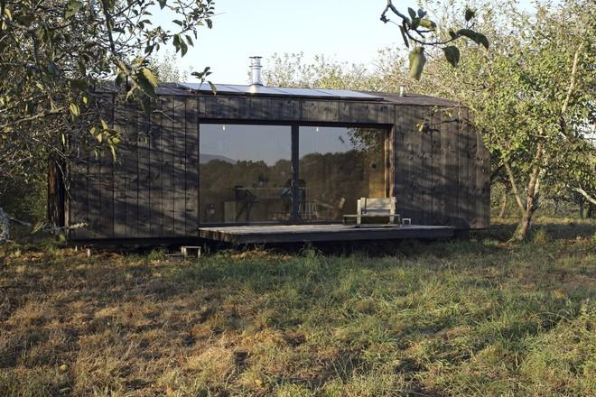 Độc đáo với cabin 22m2 có 2 phòng ngủ riêng biệt - Ảnh 1.