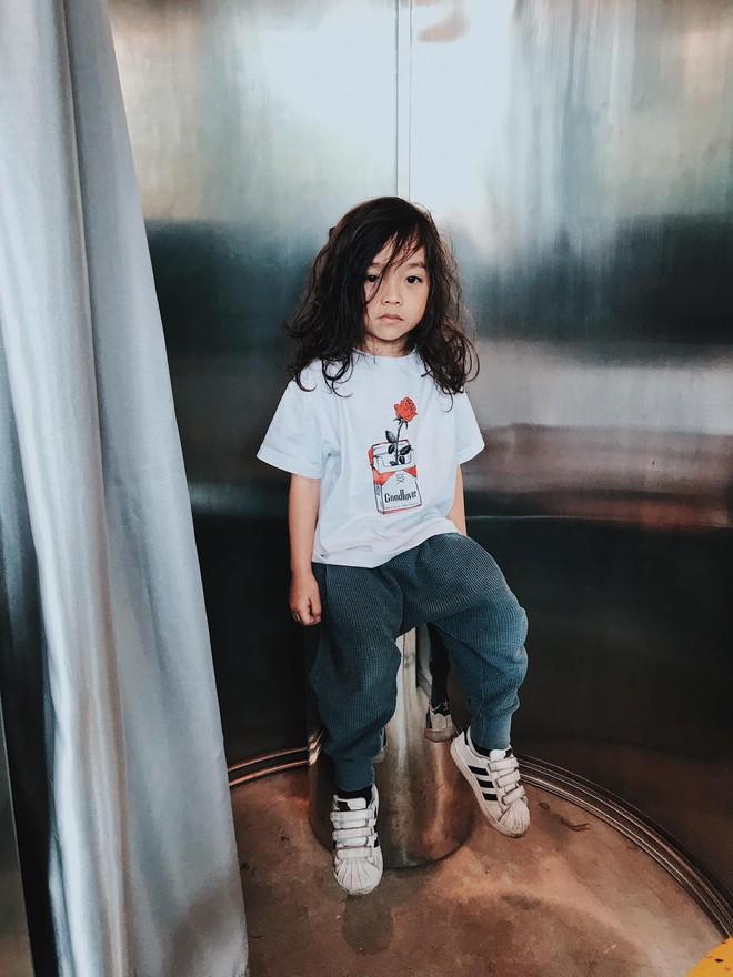 Tâm sự của ông bố nổi tiếng có con trai để tóc dài: Những câu hỏi khiếm nhã và sự khác biệt  - Ảnh 4.