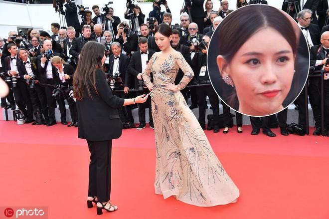 Mỹ nhân Diên Hi Công Lược nói gì về sự cố bẽ bàng bị đuổi khỏi thảm đỏ Cannes? - Ảnh 1.