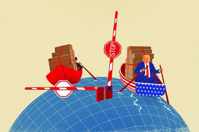 Tung đòn trả đũa cực mạnh vào 5.410 mặt hàng Mỹ, riêng vàng đen thì tạm tha: Trung Quốc đang lo sợ điều gì? - Ảnh 1.
