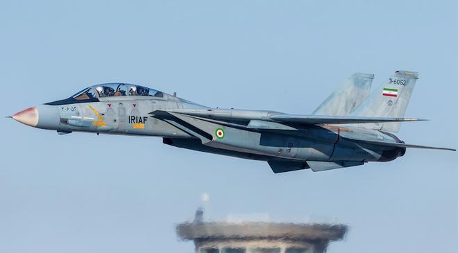 Hàng Mỹ đấu hàng Mỹ: F-14 Iran có hạ gục nổi F-15C? - Đáp án nằm ở bí mật công nghệ Nga-TQ - Ảnh 2.