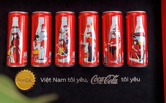 """Chỉ với 6 chiếc lon đặc biệt này, Coca-Cola đã khiến cộng đồng mạng """"dậy sóng"""""""
