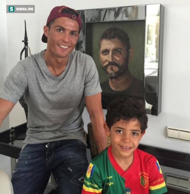 Ronaldo không lái xe khi rượu bia: Ký ức khắc khoải về người cha và tai nạn kinh hoàng - Ảnh 3.