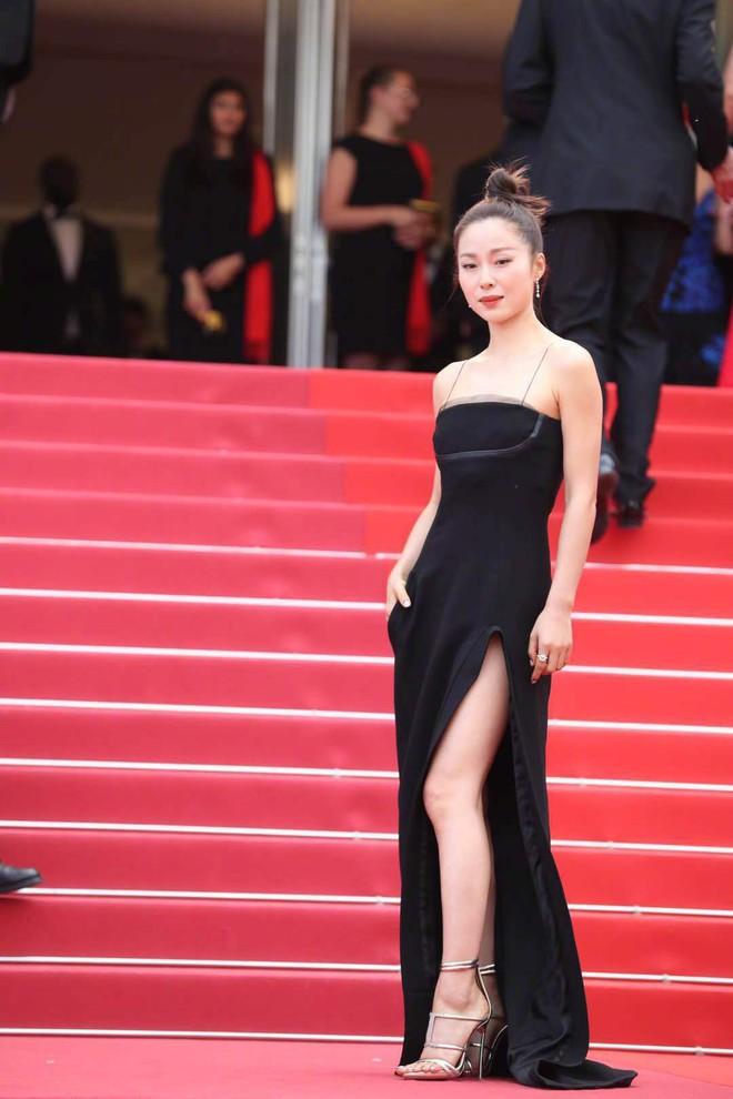 Thảm đỏ Cannes ngày 2: Thiên thần Victorias Secret suýt lộ hàng, Phạm Băng Băng Thái Lan xinh như tiên tử - Ảnh 29.