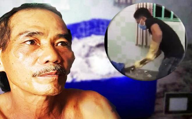 Người phu mộ kể khoảnh khắc rợn người khi phát lộ 2 thi thể bị đổ bê tông giấu trong thùng nhựa