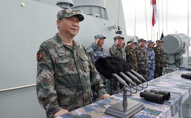 """Từ hạm đội bị xóa sổ tới tham vọng hải quân số 1 thế giới: Ông Tập đang cố gắng gột sạch """"nỗi nhục trăm năm"""""""