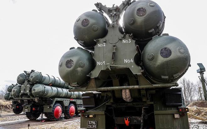 Nga khảng khái tuyên bố trước thông tin Thổ Nhĩ Kỳ ngừng mua S-400 vì áp lực của Mỹ